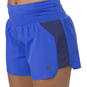 "asics 3,5"" Shorts Mujer, illusion blue"